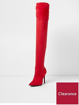 river-island-red-over-the-knee-boots