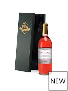 personalised-rose-wine-in-silk-lined-gift-box