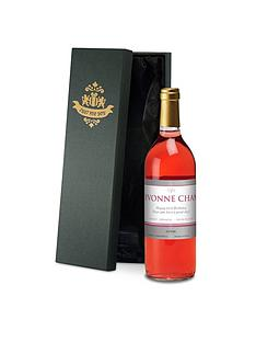 personalised-roseacute-wine-in-silk-lined-gift-box