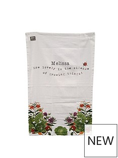 personalised-rhs-tea-towel