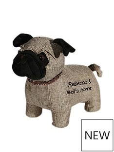 personalised-pug-door-stop