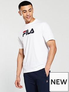 fila-fila-black-line-eagle-graphic-t-shirt
