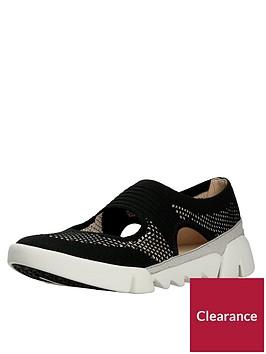 clarks-tri-blossom-casual-shoe-black