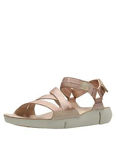 clarks-tri-sienna-luxury-velcro-strap-flat-sandal-rose-gold