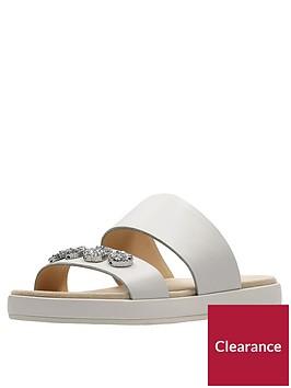 clarks-botanic-lily-jewel-slide-sandal-silver