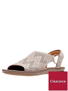 clarks-sarla-cadence-flat-sandal-grey