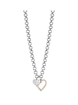 guess-2-tone-heart-in-heart-necklace