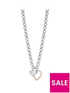 guess-two-tone-heart-in-heart-necklace