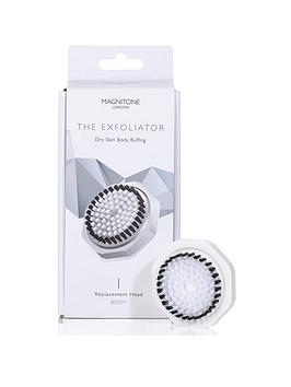 magnitone-london-the-exfoliator-brush-head-for-use-with-all-vibra-sonic-brushes-by-magnitone-pack-of-1