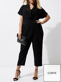 ri-plus-wrap-jumpsuit--black