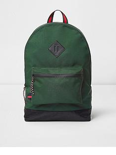 river-island-front-pocket-backpack