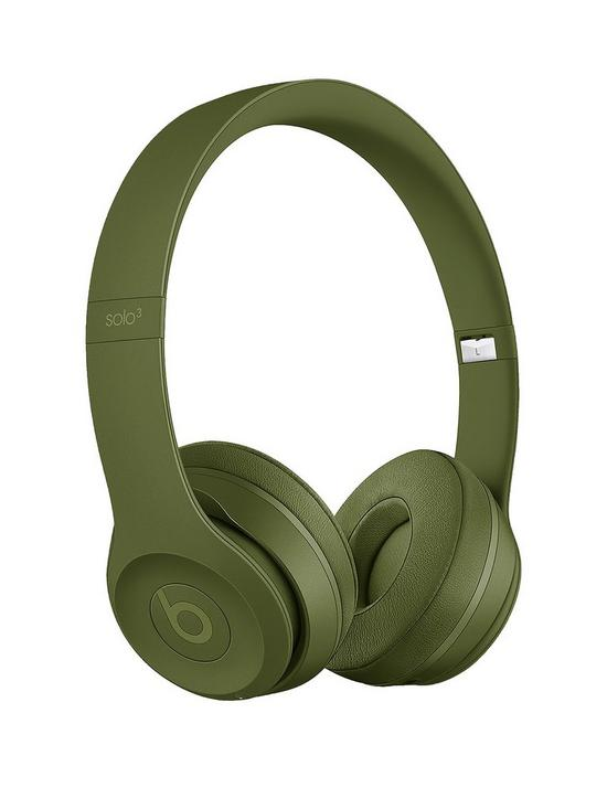 Beats by Dr Dre Solo 3 Wireless On-Ear Headphones - Neighbourhood  Collection 689161351