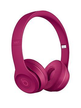 Beats By Dr Dre Solo 3 Wireless On-Ear Headphones - Neighbourhood Collection