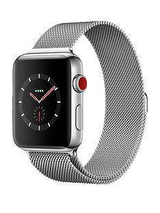 apple-watch-series-3-gps-cellular-42mm-stainless-steel-case-with-milanese-loop