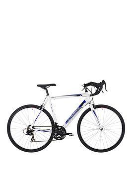 Image of Vitesse Swift Mens Road Bike 22.5 inch Frame, White/Blue, Men