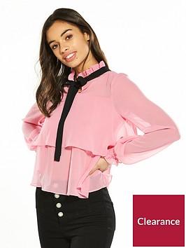 v-by-very-petite-long-sleeve-ruffle-blouse