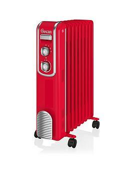 swan-sh60010rn-9-finned-oil-filled-radiator-red