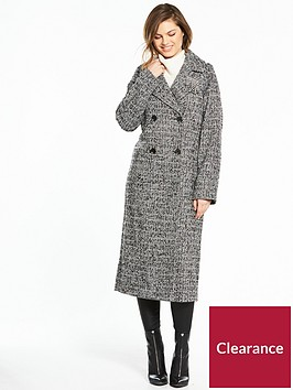 river-island-river-island-herritage-double-breasted-coat--black