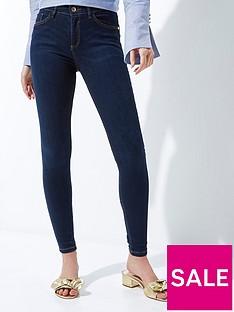 river-island-river-island-amelie-regular-leg-jeans--dark-auth