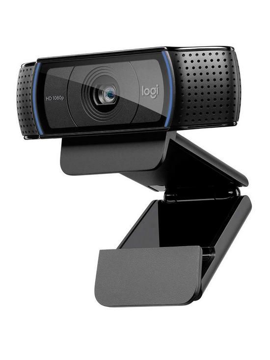8ae2b0cb84c Logitech C920 HD Webcam | very.co.uk