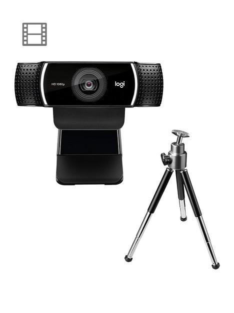 logitech-c922-pro-stream-webcam-with-microphone-black