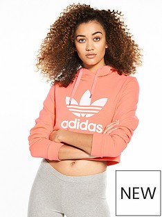 adidas-originals-cropped-trefoil-hoodienbsp--coral