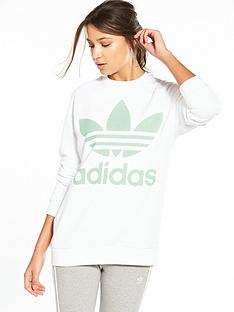 adidas-originals-adicolornbspoversized-sweater-white