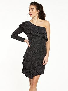 v-by-very-one-shoulder-frill-dress