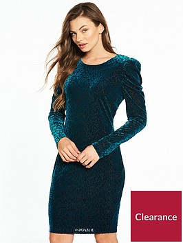 v-by-very-velvet-animal-bodycon-dress
