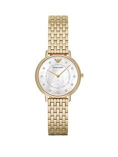 emporio-armani-mother-of-pearl-dial-gold-stainless-steel-bracelet-ladies-watch