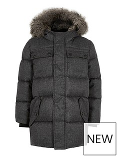 river-island-boys-grey-faux-fur-hood-padded-coat