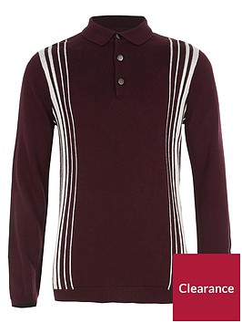 river-island-boys-viscose-stripe-polo