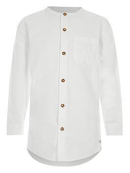 river-island-boys-white-long-sleeve-grandad-shirt