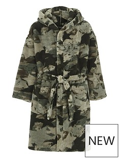 river-island-boys-green-camo-fluffy-dressing-gown