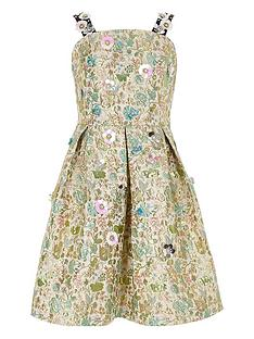 river-island-girls-cream-floral-jacquard-prom-dress