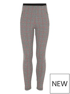 river-island-girls-grey-check-zip-leggings