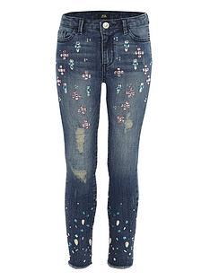 river-island-girls-blue-embellished-amelie-skinny-jeans