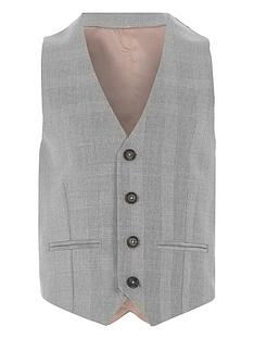 river-island-boys-grey-check-suit-waistcoat