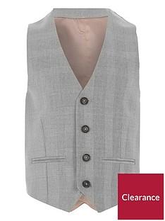 river-island-boys-grey-check-suit-waistcoat