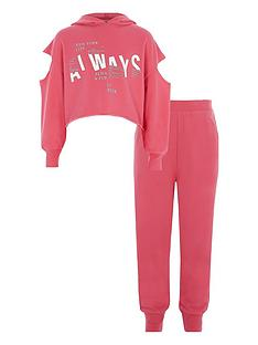 river-island-girls-pink-cold-shoulder-sweatshirt-outfit