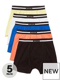 river-island-boys-coral-pastel-ri-branded-trunks-multipack