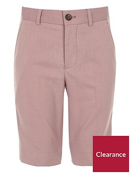 river-island-boys-pink-suit-shorts