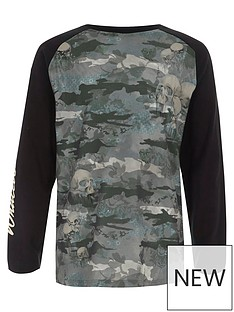 river-island-boys-khaki-camo-long-sleeve-raglan-t-shirt