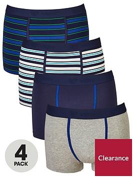 v-by-very-striped-trunks-4-pack-blue