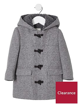 river-island-mini-boys-grey-borg-lined-hood-duffle-coat