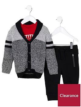 river-island-mini-boys-black-block-cardigan-outfit