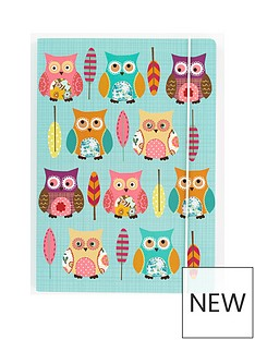 go-stationery-owl-a5-notebook