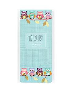 go-stationery-owl-to-do-list
