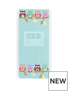 go-stationery-owl-to-do-list