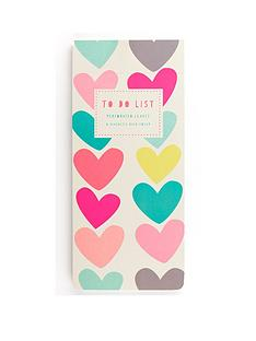 go-stationery-hearts-to-do-list